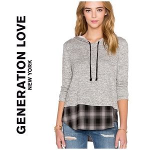 Generation Love Chester Hoodie Size XS